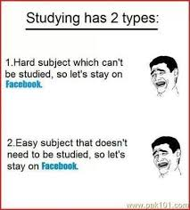 Funny Picture Studying Has Two Types | Pak101.com