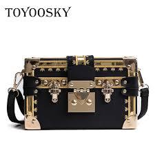 <b>TOYOOSKY Women</b> Bags <b>Vintage</b> Leather Messenger Bag ...