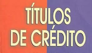 Resultado de imagem para imagens de títulos de crédito