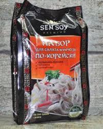 СЭН-СОЙ <b>Набор для приготовления салата</b> «Фунчоза по ...
