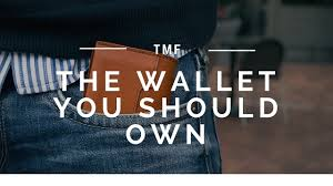 The One Wallet Every Man Needs | Slim Wallet Review - YouTube