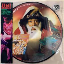 <b>Jimi Hendrix</b> – <b>Merry</b> Christmas and Happy New Year (12″, EP, Ltd ...