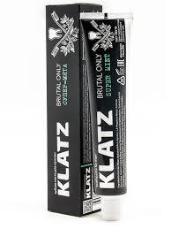 <b>Зубная паста для</b> мужчин Супер-мята 75 мл KLATZ 8513910 в ...