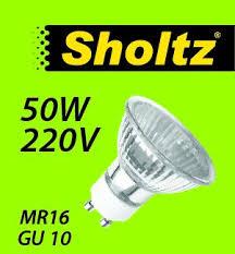 <b>Лампа галогенная SHOLTZ</b> 50Вт GU10 220В - купить в Кириши ...