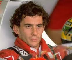 Resultado de imagem para O Emocionante Dia em que Ayrton Senna Salvou a Vida de um Piloto Francês