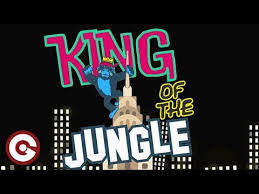 SHANGUY - <b>King Of The</b> Jungle (Official Lyric Video) - YouTube
