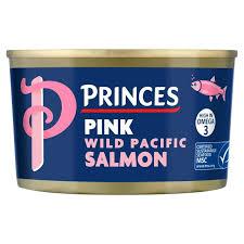 Princes Wild <b>Pacific Pink Salmon</b> 213g   Sainsbury's