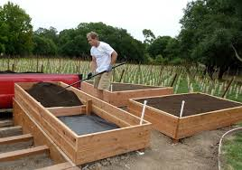 Small Picture Impressive Wood For Raised Bed Vegetable Garden Ana White Build A