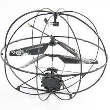 <b>Радиоуправляемый вертолет</b>-шар <b>Happy Cow</b> Robotic ИК ...
