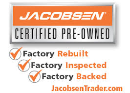 jacobsen renowned for turf maintenance solutions cpo