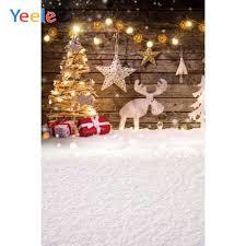 <b>Yeele Photozone</b> For Photo Christmas Backdrops Light Bokeh Snow ...