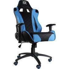 <b>Кресло Defender</b> Dominator CM-362 Black / Blue — купить, цена и ...