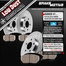 front rear drilled slotted brake rotors and 8 ceramic pads 1996 2002 bmw z3 bmw z3 1996 photo 8