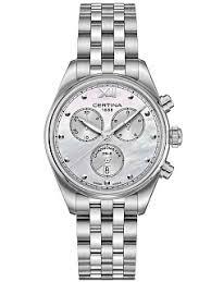 Купить часы Certina <b>Urban</b> в интернет-магазине «Золотое время»