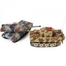<b>Радиоуправляемый танковый бой Huan</b> Qi Tiger vs Abrams ...