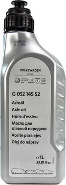 <b>Трансмиссионное масло VAG Gear</b> Oil G 052 145 75W-90 для ...