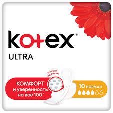 Kotex <b>прокладки</b> Ultra <b>Normal</b> — купить по выгодной цене на ...