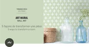 Decor Trends: <b>5</b> Ways to Transform a Room w/ <b>Wall Art</b>