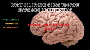 <b>Dark Side Of</b> 3D <b>Printing</b> (What Color Is He Going To Print)(ANET A8 ...