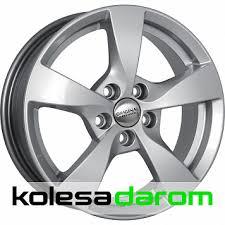 Купить колесный диск <b>СКАД KL-265 VW Polo/Skoda</b> Rapid 6xR15 ...