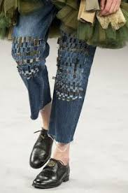 Tilkkuilo   Denim fashion, Denim art, Denim