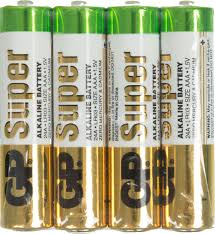 Купить <b>AAA Батарейка</b> GP Super Alkaline 24ARS LR03 в ...