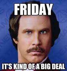 Nothing better than a Ron Burgundy meme! #excited #usq #motivateme ... via Relatably.com