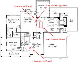 Keys to Open Concept Floor Plans   Custom Home Builder Tips and    How to design an open concept floor plan   Custom home builders