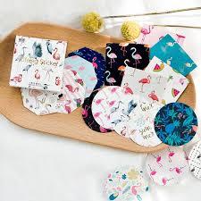 45 шт / <b>много Cute</b> Flamingo мини бумаги наклейка украшения ...
