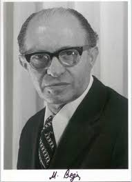Menachem Begin was born in 1913. He was Israel's sixth Prime Minister. In addition, Begin was the Chairman of the HERUT Movement and the Likud Party, ... - ZDE660Begin_lg
