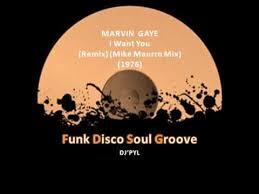 <b>MARVIN GAYE - I</b> Want You (Remix) (Mike Maurro Mix) (1976 ...