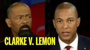 Image result for sheriff clarke and don lemon