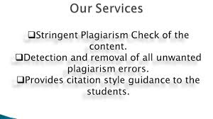 plagiarism removal plagiarism removal