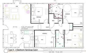 Handicap Accessible Bathroom Floor Plans   Bathroom Design IdeasHandicap Accessible Floor Plans Plan Book Now On Style