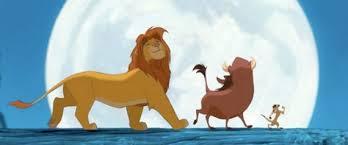 Resultado de imagen de el rey leon gif