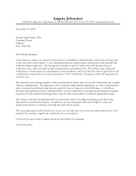 doc healthcare administration cover letter sample cover letter sample healthcare position cover letter templates