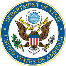Image result for US STATE DEPARTMENT LOGO