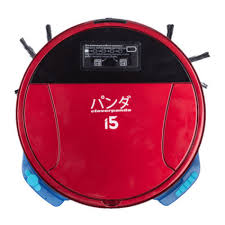 <b>Робот</b>-<b>пылесос Panda i5 Red</b> – купить : цены, фото ...