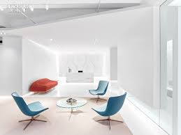 bernhardt design relocates to a crisp white nyc showroom by rottet studio bernhardt furniture reception room chairs