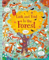 <b>Look and</b> Find In the Forest : <b>Kirsteen Robson</b> : 9781474949538