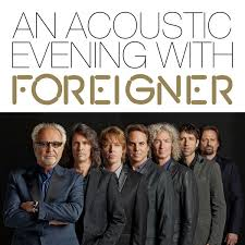 An <b>Acoustic</b> Evening With <b>Foreigner</b> (Live At Swr1) by <b>Foreigner</b> on ...