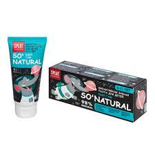 Для ванной и душа <b>SPLAT</b> Зубная паста <b>Junior 6</b>-11 лет БАБЛ ...