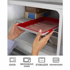 <b>Clever Tray Creative</b> Food Plastic Preservation <b>Tray</b> Kitchen Items ...