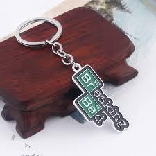TV Breaking Bad <b>Keychain Letter Logo Key Chain</b> for Women Men ...