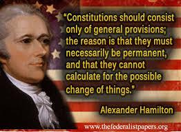 Alexander Hamilton Quotes On Federalism. QuotesGram via Relatably.com