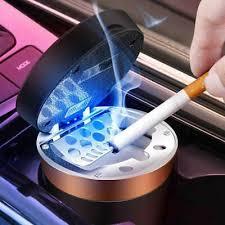 Electronic <b>Ashtray</b> Lighter, Detachable <b>Solar</b> Powered USB ...