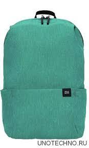Купить <b>рюкзак Xiaomi Mi Colorful</b> Small Backpack (зеленый) в ...