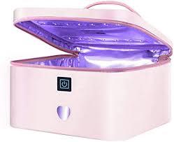 Storage Cases <b>LED</b> UV Disinfection Bag - Storage Box, <b>UV Sterilizer</b> ...