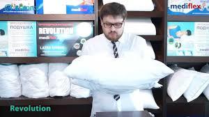 <b>Подушка Mediflex Revolution</b>, Медифлекс Революшн - YouTube