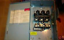 electrical fuse box general electric fuse disconnect box tg4322 60 amp 240 volt model 7